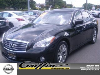 Used 2013 Infiniti M 37 in Rockingham, North Carolina