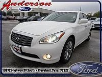 Used 2013 Infiniti M 37 in Beaumont, California