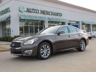 Used 2015 Infiniti Q70 in Plano, Texas