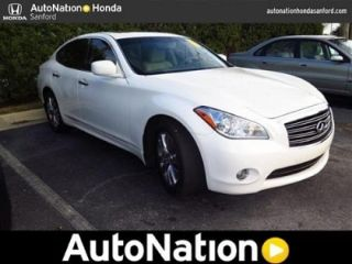 Used 2013 Infiniti M 37 in Sanford, Florida