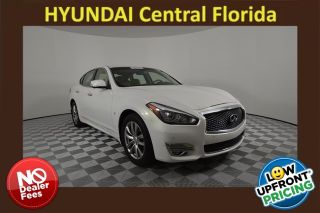 Used 2015 Infiniti Q70 in Clermont, Florida