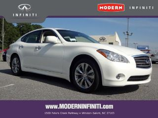 Used 2013 Infiniti M 37 in Greensboro, North Carolina