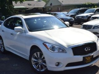 Used 2013 Infiniti M 37 in Linden, New Jersey