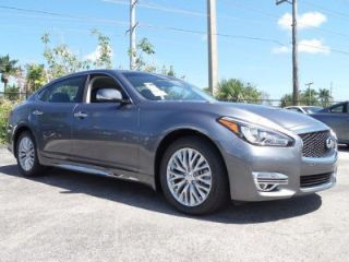 Used 2015 Infiniti Q70 in West Palm Beach, Florida