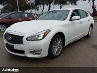 Used 2015 Infiniti Q70 in Lewisville, Texas