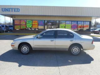 Used 1995 Nissan Maxima GLE in Muskogee, Oklahoma