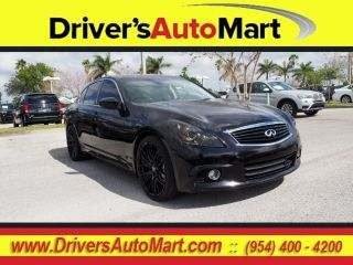 Infiniti G37 Limited Edition 2012