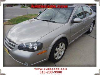 Used 2002 Nissan Maxima GLE in Ames, Iowa