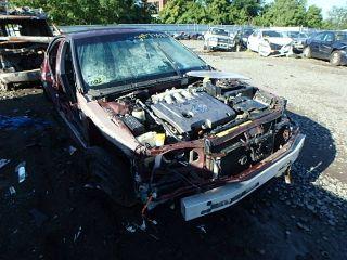 Nissan Maxima GLE 2002
