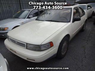 Nissan Maxima SE 1993