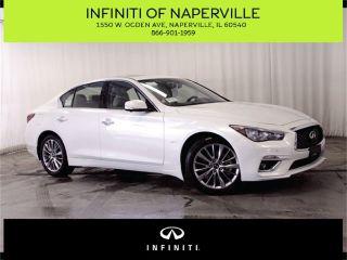 2018 Infiniti Q50 Luxe