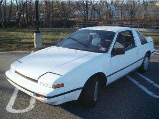 1989 nissan pulsar nx