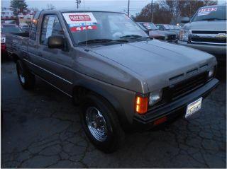 Used 1986 Nissan Pickup in Roseville, California
