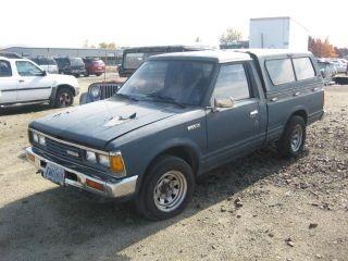 1984 Datsun 720