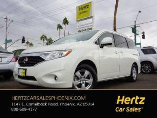 Used 2017 Nissan Quest Sv In Phoenix Arizona