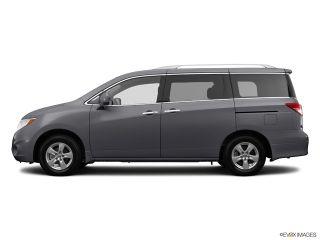 Nissan Quest SV 2014