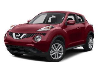 Nissan Juke S 2015