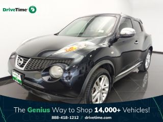 Used 2013 Nissan Juke SL in West Palm Beach, Florida