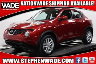 Used 2013 Nissan Juke SL in Saint George, Utah