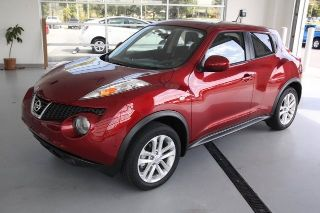 Used 2013 Nissan Juke SL in Manchester, Tennessee