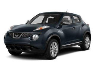 Nissan Juke S 2013