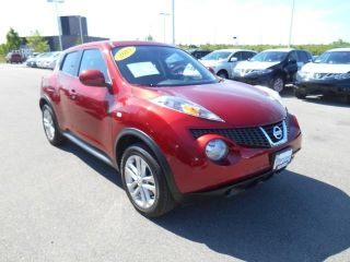 Used 2013 Nissan Juke SV in Milwaukee, Wisconsin