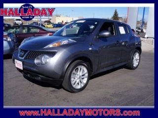 Used 2013 Nissan Juke SL in Wyoming, Delaware