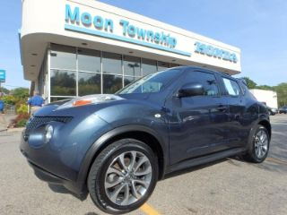 Used 2013 Nissan Juke S in Moon Township, Pennsylvania
