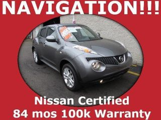 Used 2013 Nissan Juke SL in Hasbrouck Heights, New Jersey