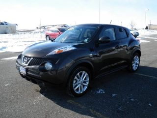Used 2013 Nissan Juke in Sacramento, California