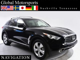 Used 2012 Infiniti FX 35 in Nashville, Tennessee