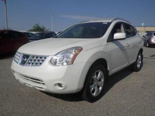 Used 2008 Nissan Rogue SL in Wichita, Kansas