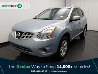 Nissan Rogue SV 2011