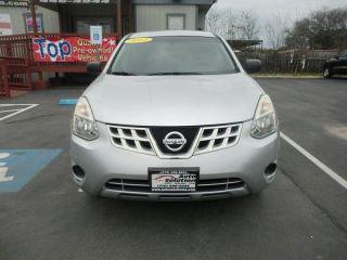 Nissan Rogue S 2012