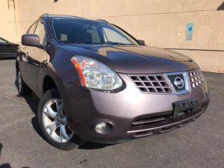 Nissan Rogue SL 2010