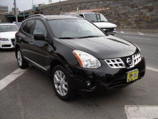 Nissan Rogue SV 2012