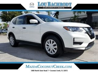 Used 2017 Nissan Rogue S in Coconut Creek, Florida