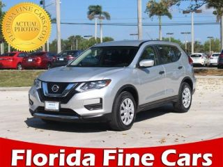 Used 2017 Nissan Rogue S in Margate, Florida
