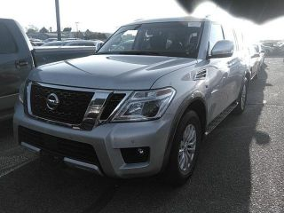 Used 2017 Nissan Armada SV in Suitland, Maryland