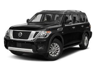Nissan Armada Platinum Edition 2017