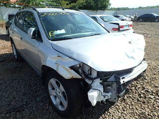 Nissan Murano SE 2005