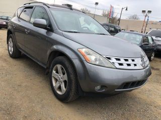 Used 2005 Nissan Murano S in Orange, New Jersey