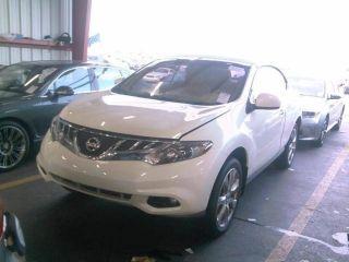 Nissan Murano CrossCabriolet 2014