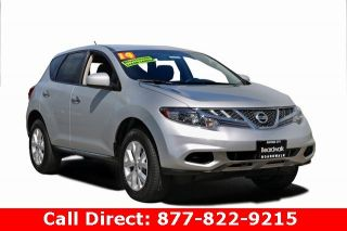 Used 2014 Nissan Murano S in Redwood City, California