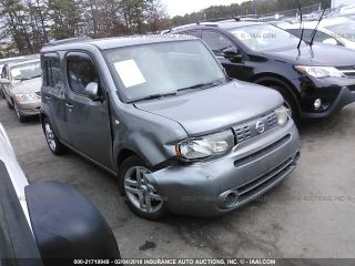 Nissan Cube S 2009