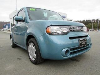 Used 2011 Nissan Cube S in Honesdale, Pennsylvania