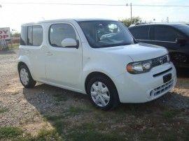 2010 Nissan Cube SL