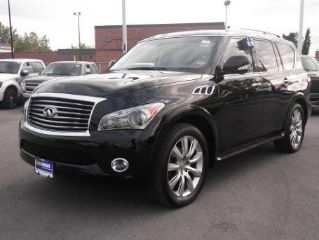 Used 2012 Infiniti QX 56 in Rochester, New York