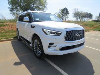 Used 2018 Infiniti QX80 Base in Cornelius, North Carolina