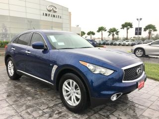 Used 2017 Infiniti QX70 in Boone, North Carolina